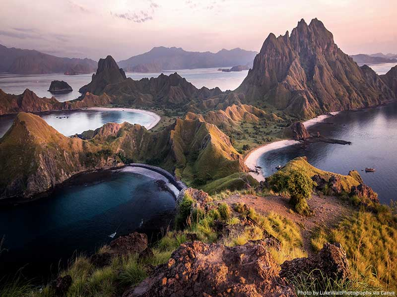 10 Most Beautiful Places in Indonesia
